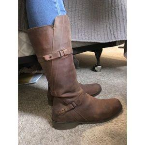 Teva Womens De La Vina Tall Riding Boot Shoes